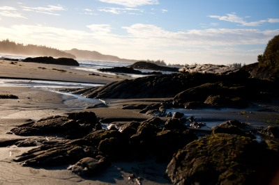 Chesterman Beach, Vancouver Island - Deb Fletcher
