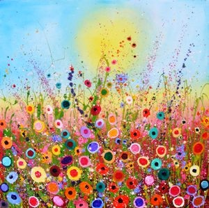 illustration Forever by Yvonne Coomber
