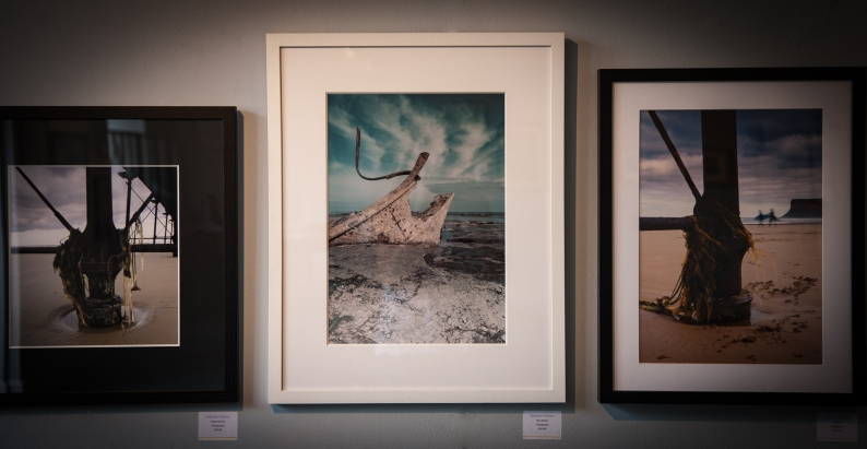 image by Deb Fletcher - Thoresby Gallery Exhibition